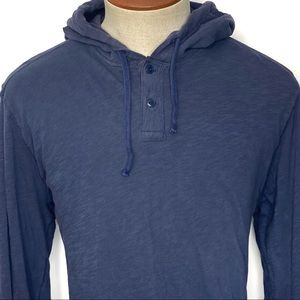 Polo Ralph Lauren Hoodie Sweatshirt Henley XXL